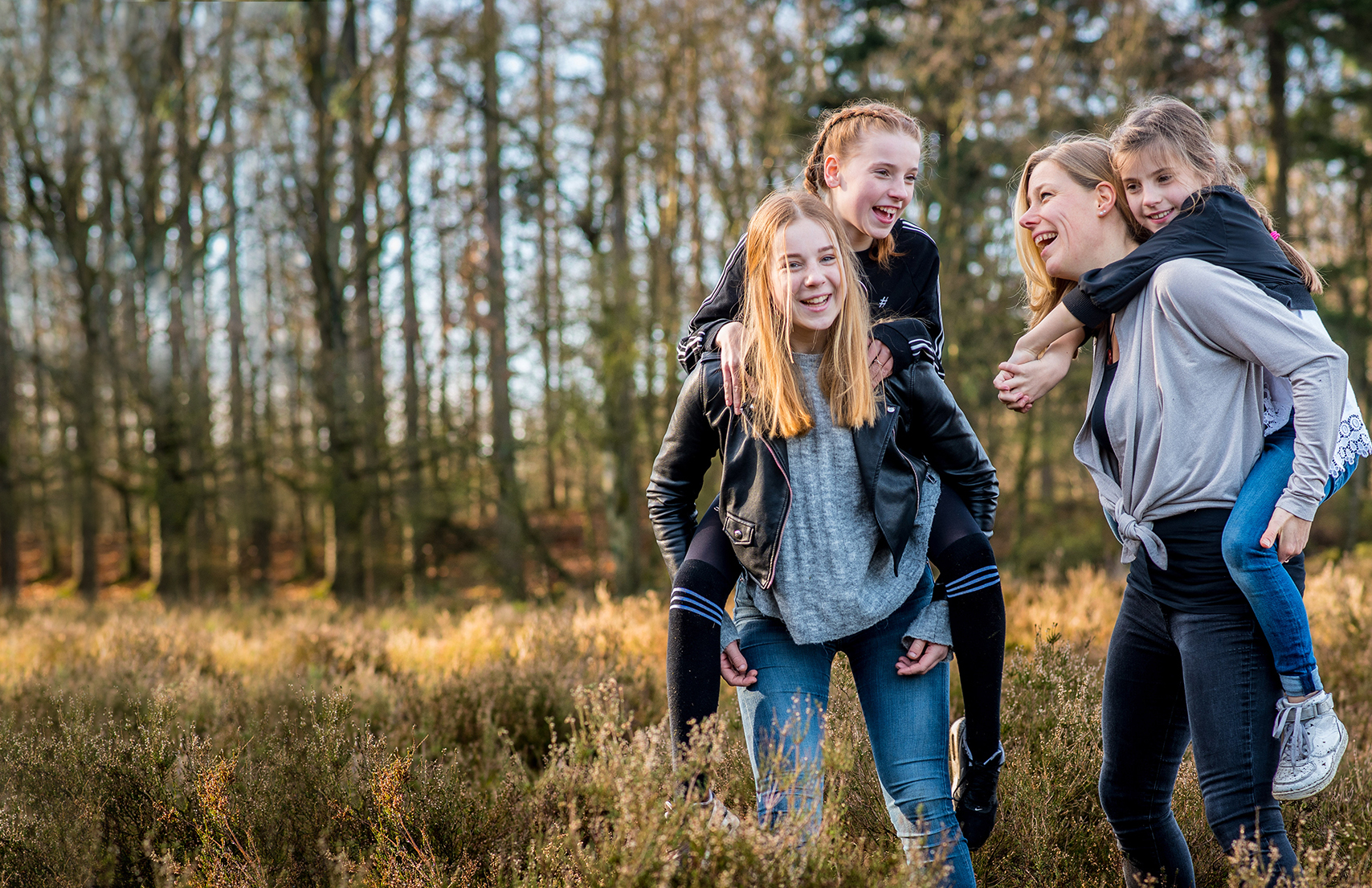 Fotograaf-familieshoot Heerde